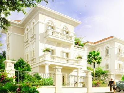 Xây dựng Biệt thự 3 tầng đẹp phong cách
