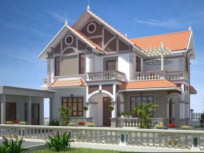 Xây dựng Biệt thự đẹp sang trọng phong cách