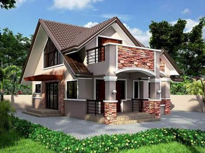 Xây dựng Biệt thự nhà vườ phong cách