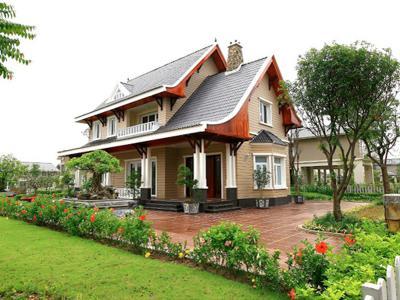 Xây dựng Biệt thự nhà vườn