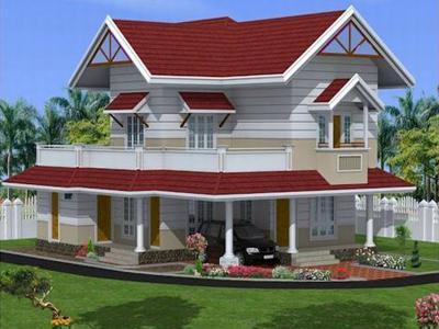 Xây dựng Nhà biệt thự phong cách