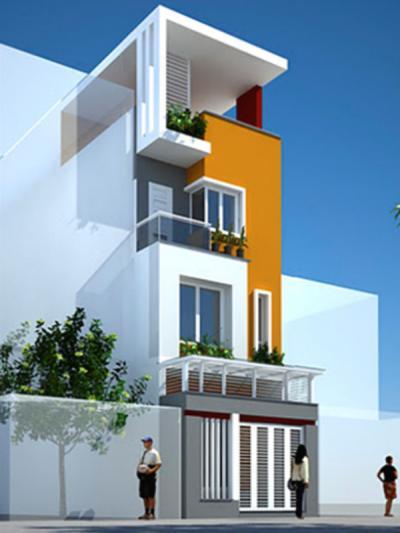 Xây dựng Nhà phố đẹp phong cách