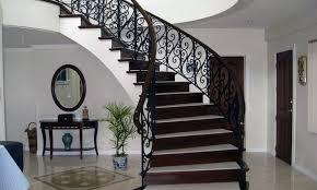 Cầu thang sắt 45