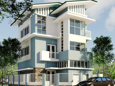 Xây dựng Nhà biệt thự đẹp phong cách