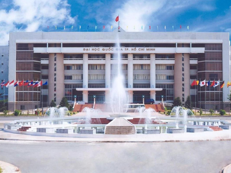 Xây dựng Trường đại học quốc gia